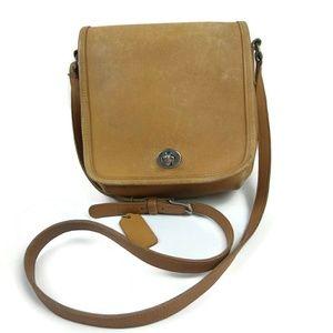 Vintage COACH Sling Shoulder Handbag